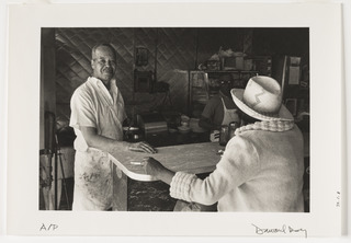 Dawoud Bey - Harlem U.S.A. (Mr. Moore's Bar-B-Que, 125th Street, 1976)