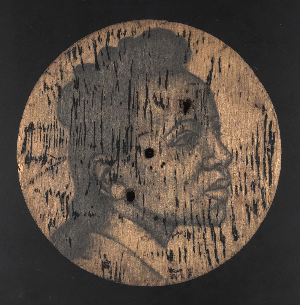 Whitfield Lovell  - Coin XXIV